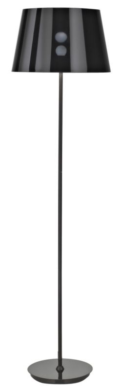 Lights by BandQ Astrid Floor Lamp With Plastic