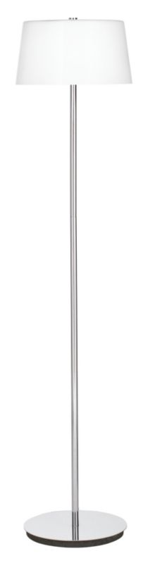 Lights by BandQ Daria Floor Lamp With Opal Glass