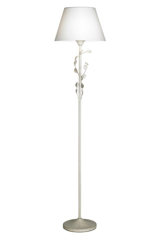 Lights Collection by BandQ Eva Floor Lamp Gold