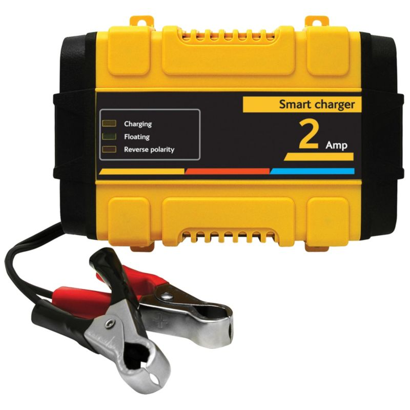 2Amp Smart Battery Charger EBSC0002