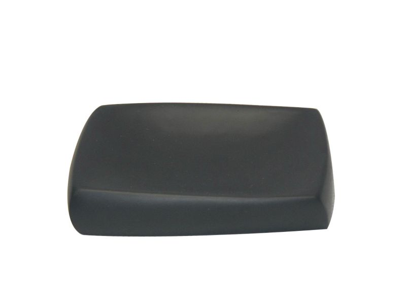 BandQ Ceramic Twisted Soap Dish Black