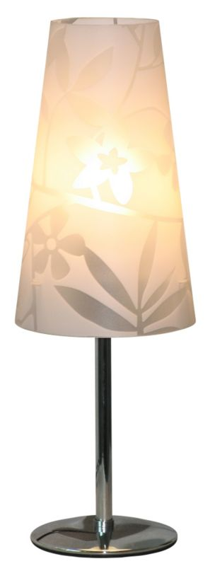 Colours by BandQ Opie Table Lamp White