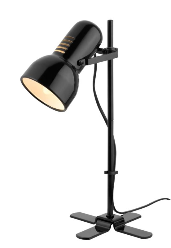 Colours by BandQ Alfie Desk Lamp Black