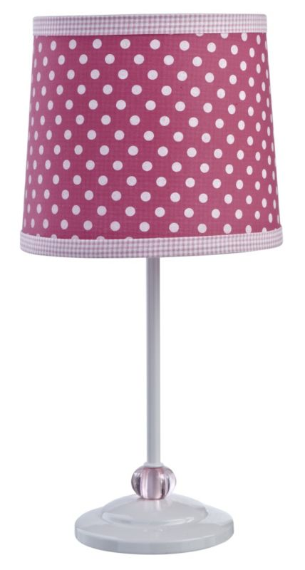 Colours by BandQ Suisei Polka Dot LED Table Lamp