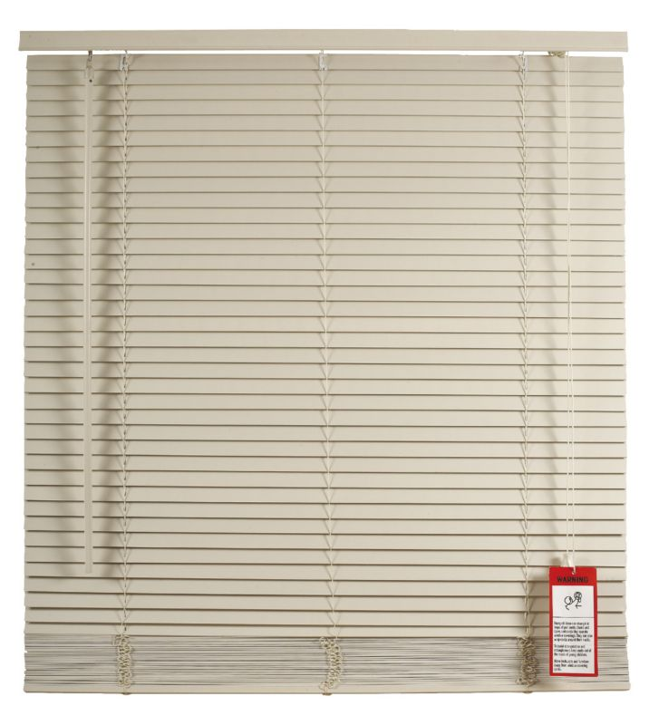 by BandQ 27mm Wooden Venetian Blinds