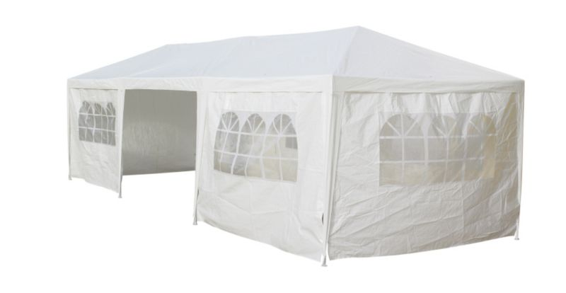 Blooma Skye Garden Party Gazebo - (H)2.6 x (W)8.9m