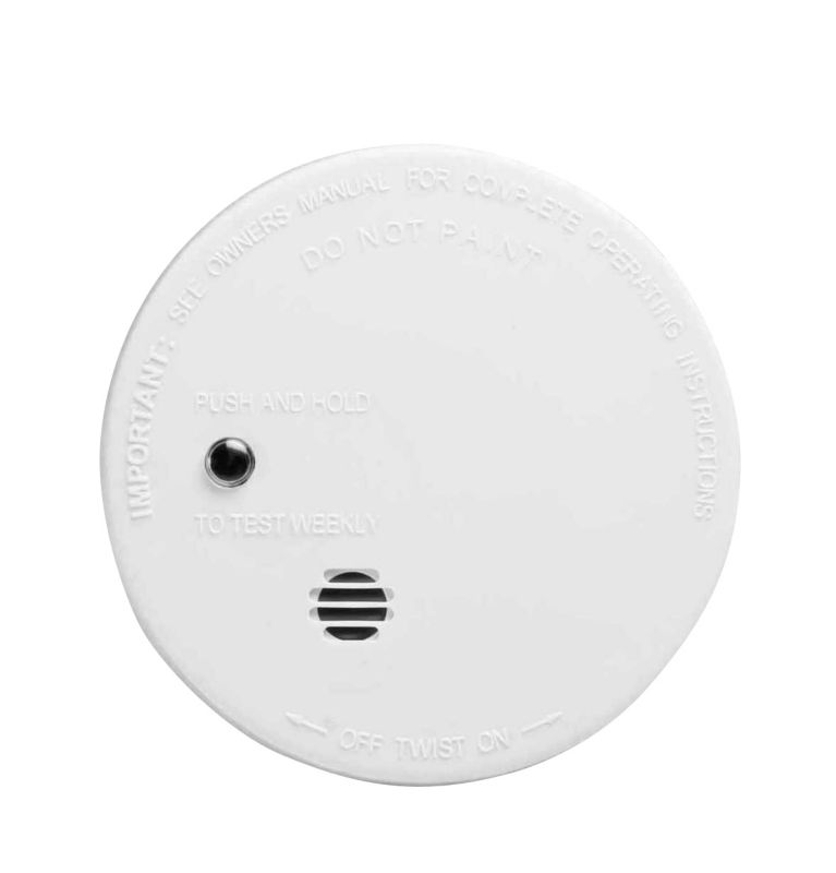 Kidde Twin Pack Smoke Alarms 0914UKC
