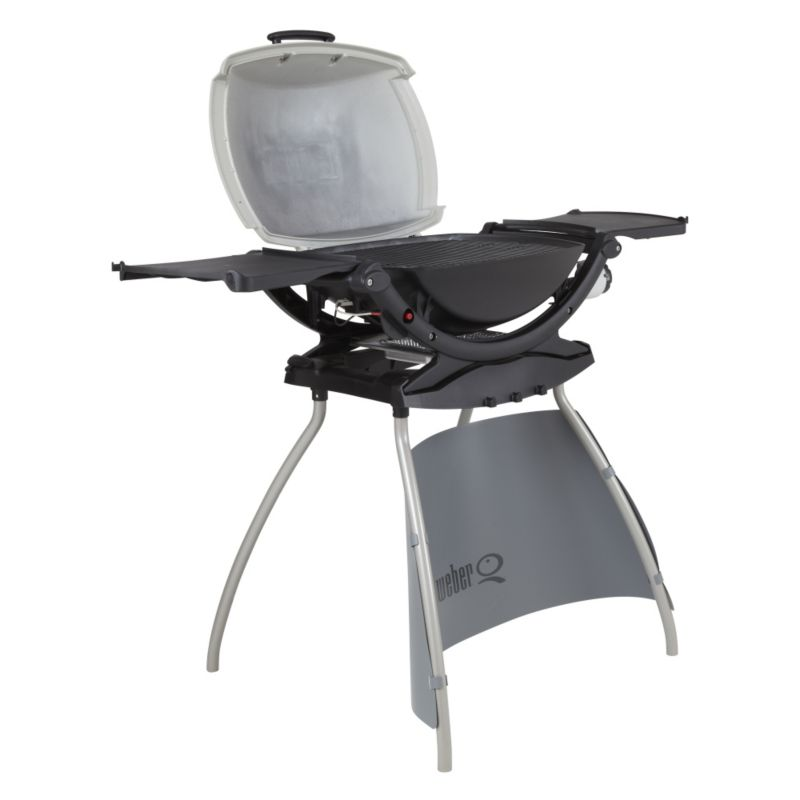 Weber Q200 Gas Bbq With Stand