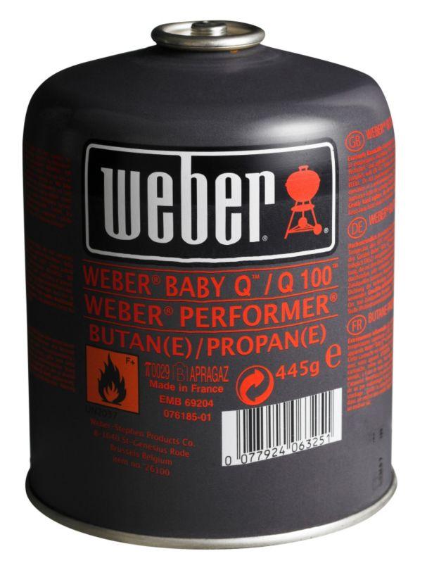 Weber Gas Canister 454G