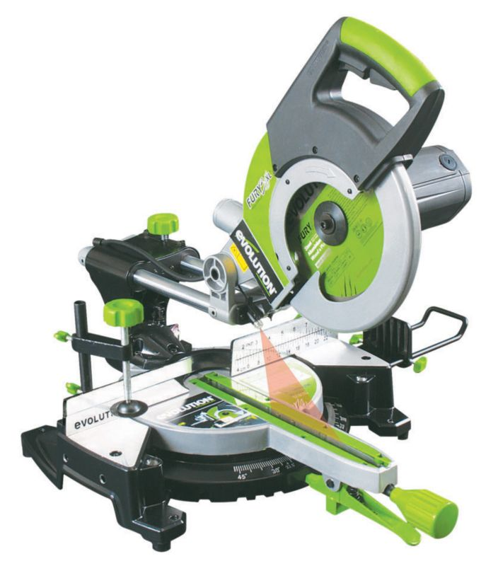 Evolution Fury 3XL Multi Purpose Mitre Saw