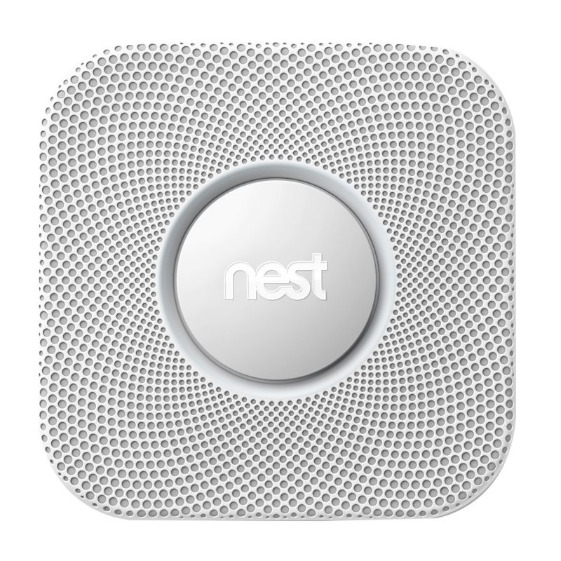 Nest Protect™ Smoke & Carbon Monoxide Detector (Battery)
