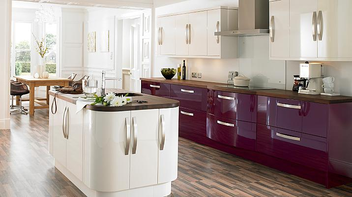 Very Best High Gloss Cream Kitchen Cabinets 716 x 400 · 43 kB · jpeg
