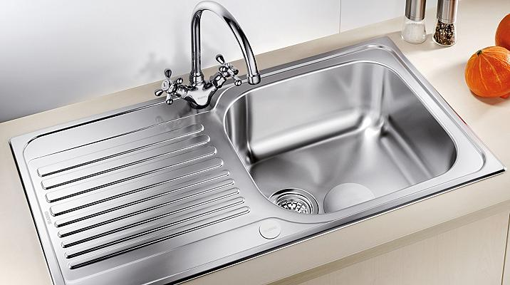 Kitchen Sinks Kitchen Sinks & Taps Kitchen Rooms DIY at B&Q