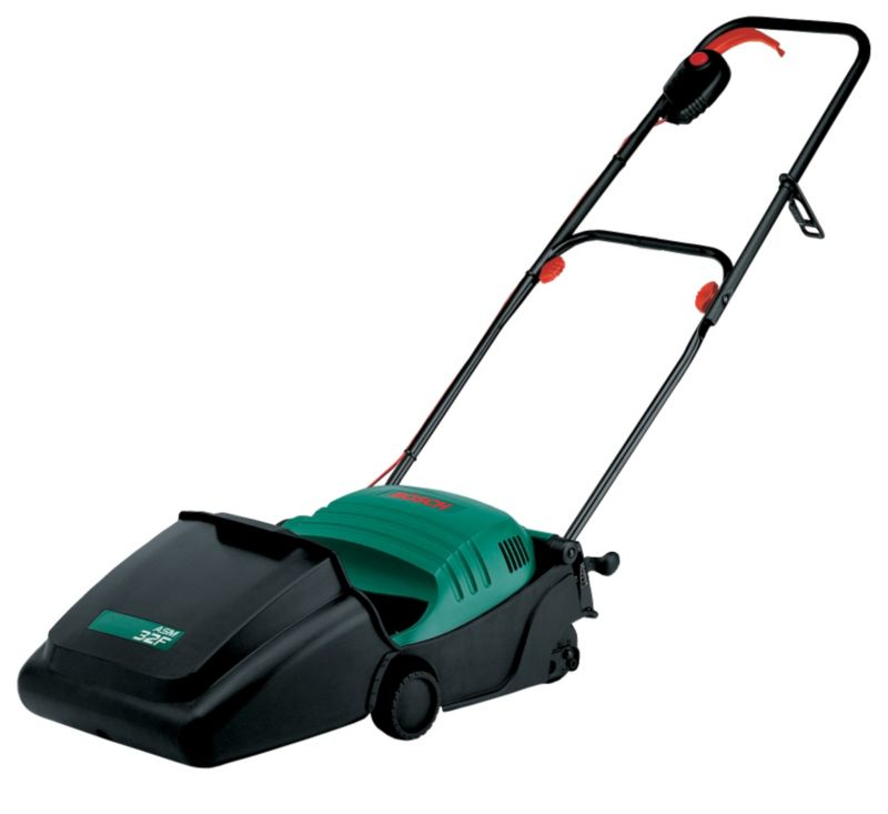 Bosch 32cm Electric Cylinder Lawnmower