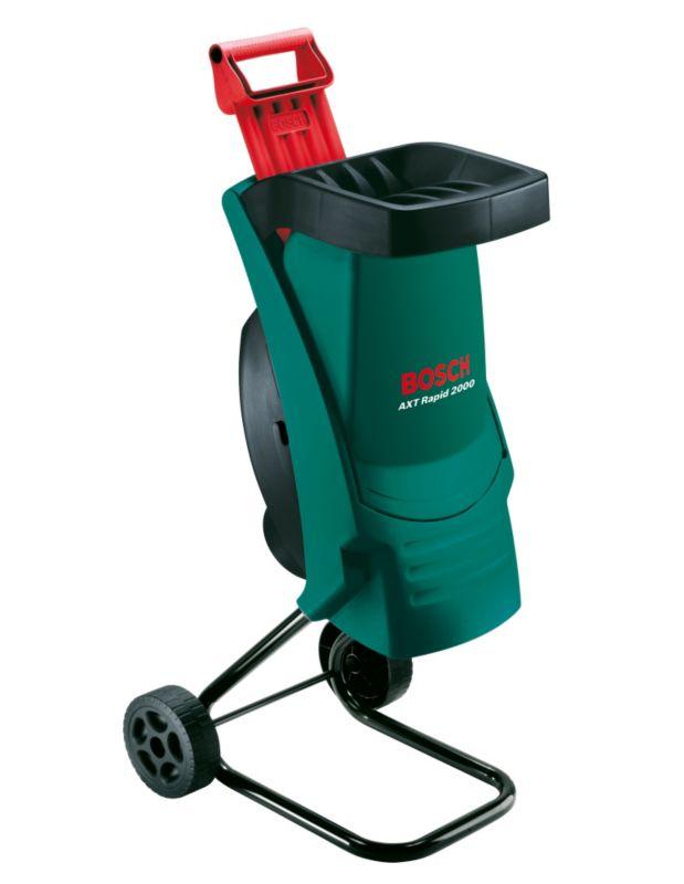 Bosch Impact Blade Shredder AXT Rapid 2000