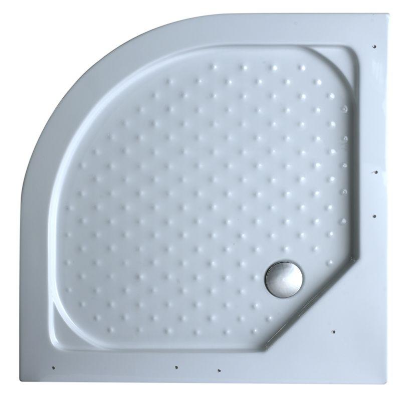 Ibiza Shower Tray White (H)150 x (W)900mm