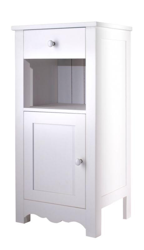Emma Base Unit White (H)920 x (W)445 x (L)365mm