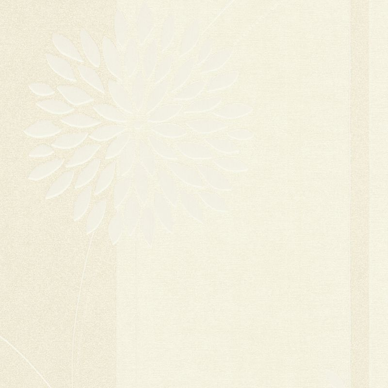 Tea Garden Wallcovering Cream 10m