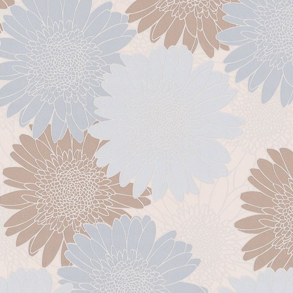 Anita Daisy Wallcovering Duck