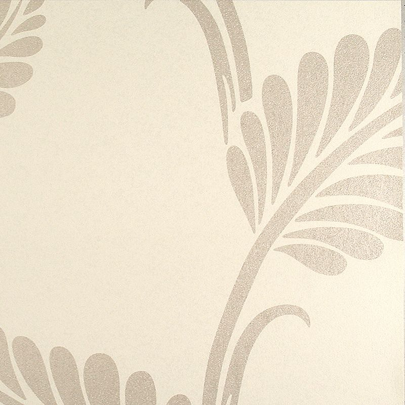 A.S. Creation Golden Fleece Leaf Wallcovering -