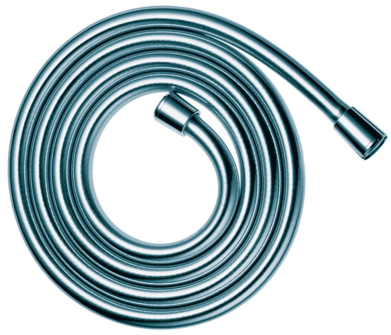 Hansgrohe Isiflex Large Bore Hose Chrome Colour 1.75m