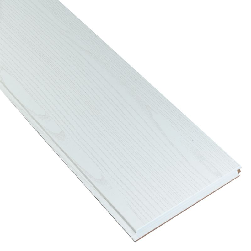 Parador Ceiling Panel 02313 White Ash (L)1250 x (W)200 x (T)10mm - Pack of 6