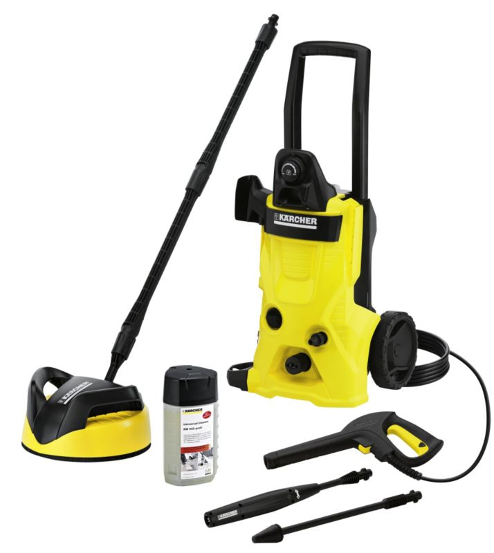 Kärcher K4.600 + T200 Pressure Washer