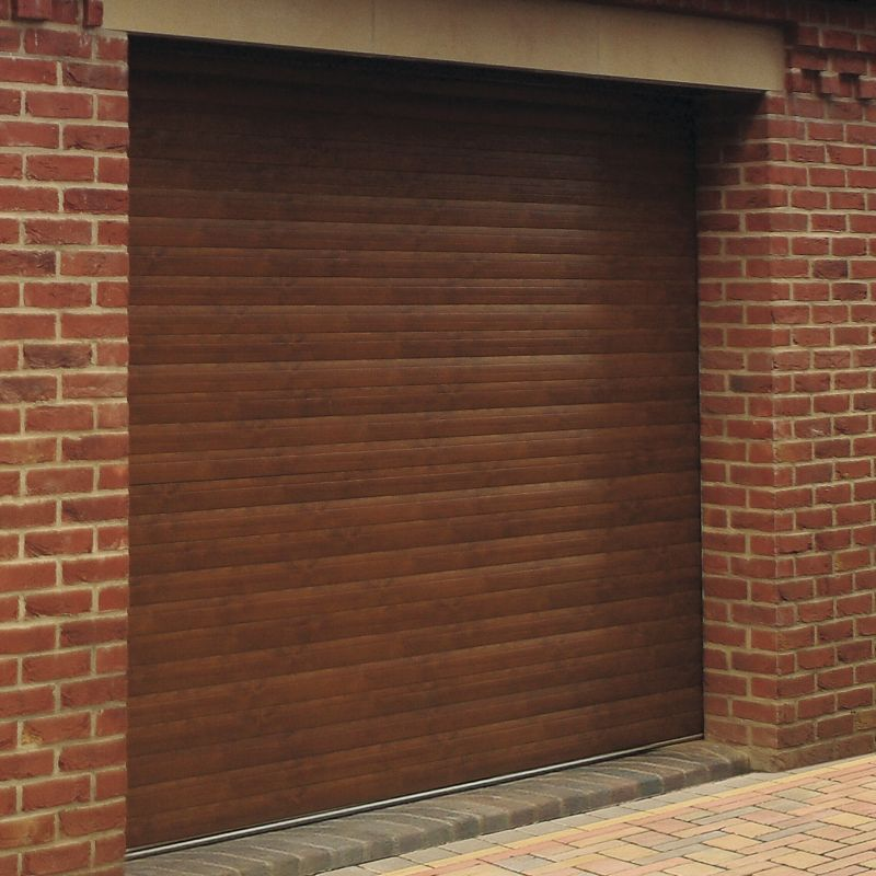 Insuglide Aluminium Insulated Roller Door 2276 x 2204mm