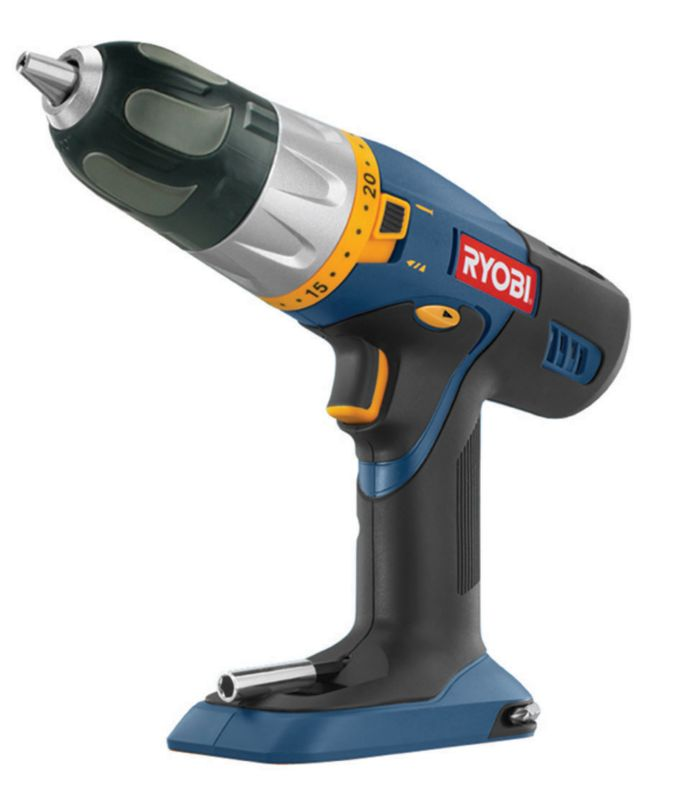 One Plus 2 Speed Drill/Driver CHP-1802M 18V