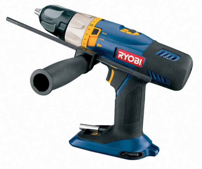 One Plus 2 Speed Hammer/Drill/Driver CHI-1802M 18V