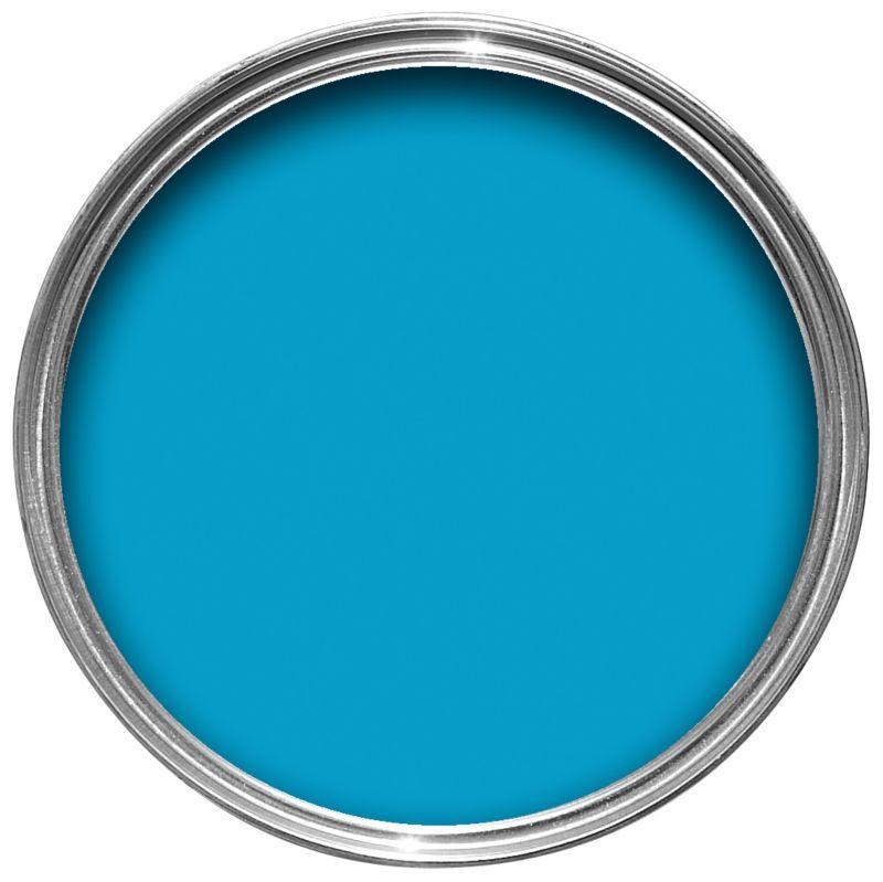 sandtex exterior gloss paint bahama blue 750ml customer reviews. Black Bedroom Furniture Sets. Home Design Ideas