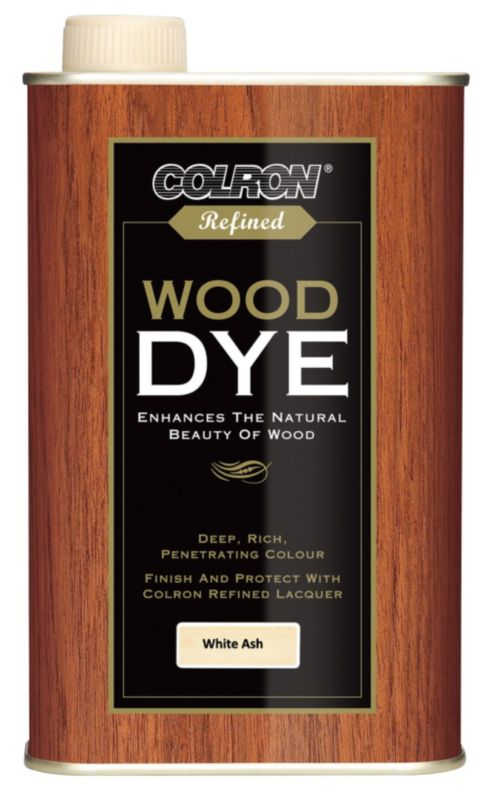 Refined Wood Dye White Ash 500ml