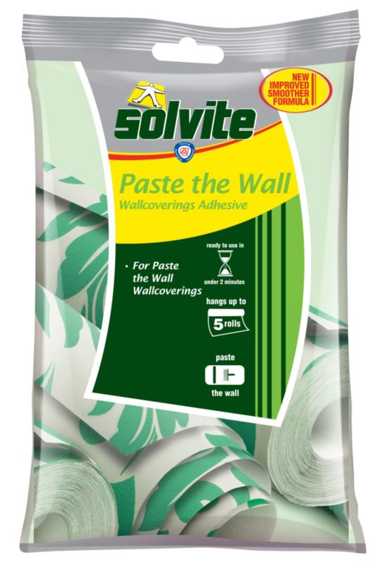 Paste The Wall Wallcoverings Adhesive,