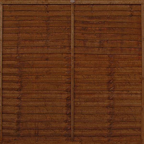 Cuprinol Garden Timbercare Rustic Brown