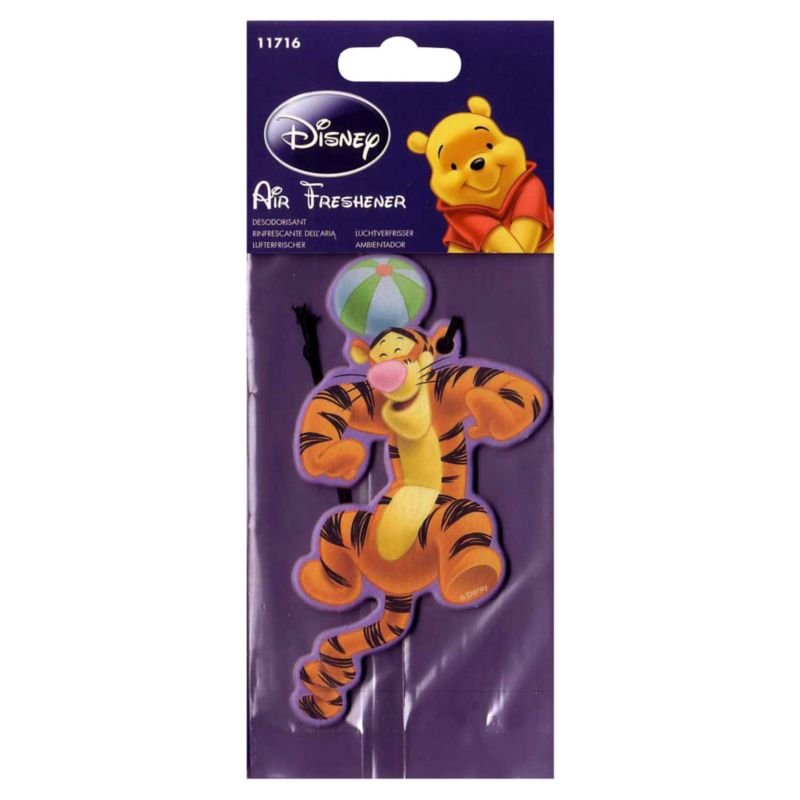 Disney Winnie The Pooh 2D Air Freshener Tigger