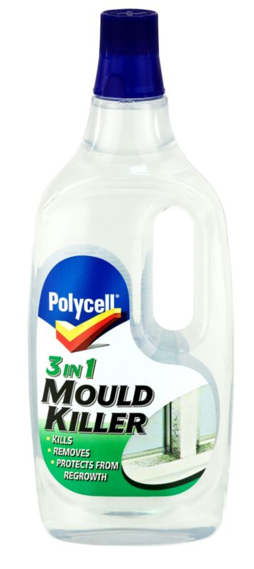 Polycell 3 In 1 Mould Killer 1L