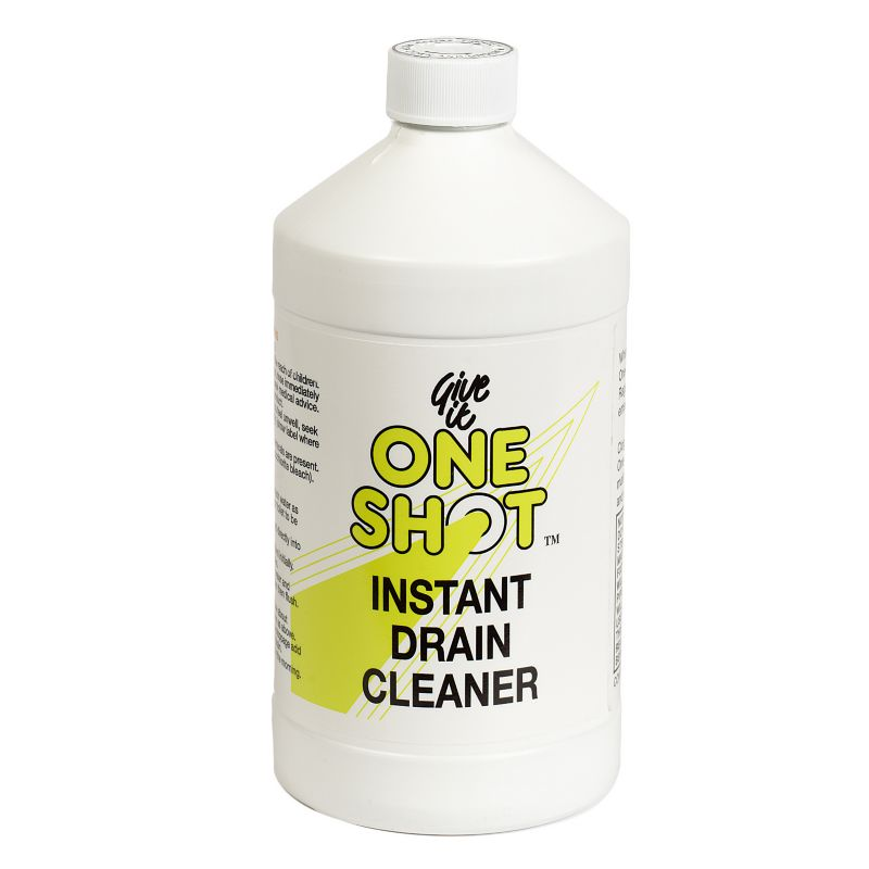 One Shot Drain Cleaner ONESHOT