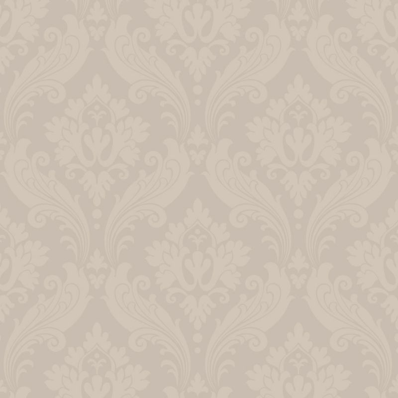 Vintage Flock Paste the Wall Wallpaper by Kelly Hoppen