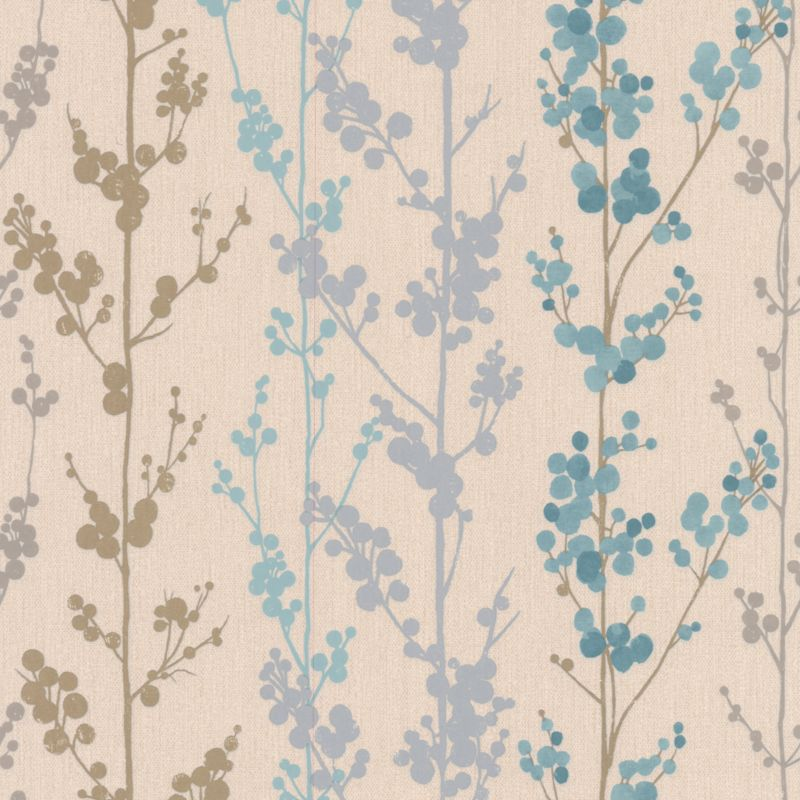 Berries Wallcovering