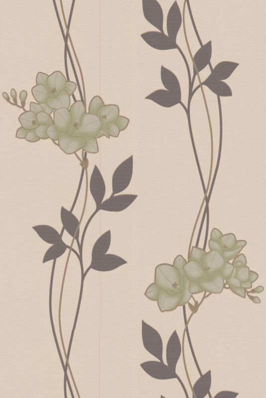 Serene Wallcovering Green 10m