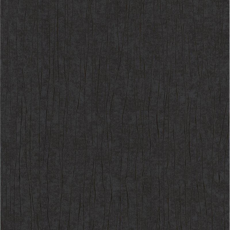 Spun Silk Wallcovering Black