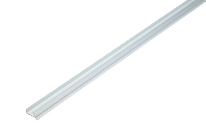 Cooke & Lewis Wide Plinth Sealing Strip Clear 1800mm