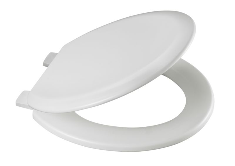 Universal Moulded Wood Toilet Seat