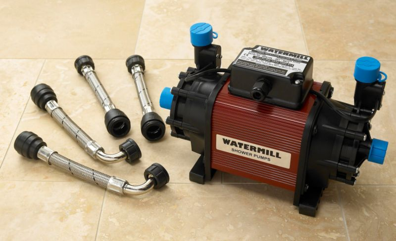 Wasp 50 - 1.5 Bar Centrifugal Shower Pump