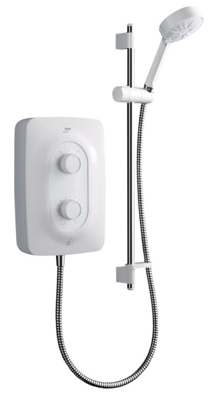 Shore Electric Shower 8.5kw White
