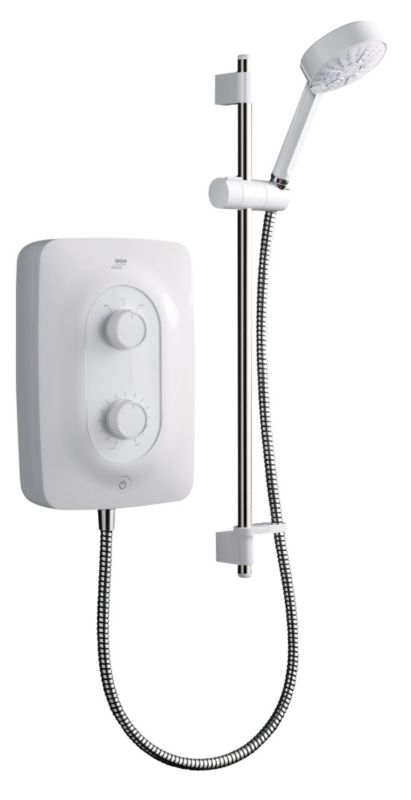 Shore Electric Shower 9.5kw White