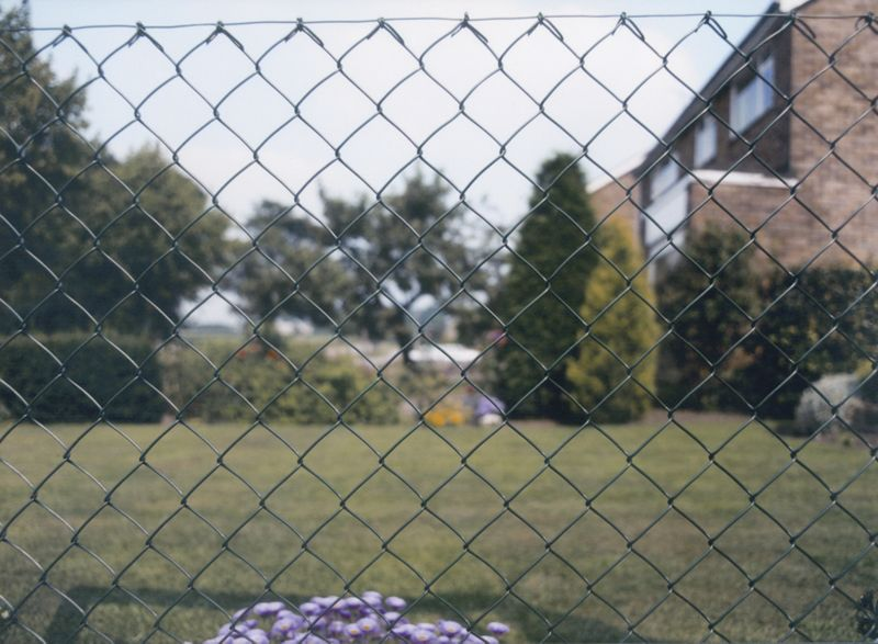 Plastic Coated Chain Link Fencing 10m x 900mm