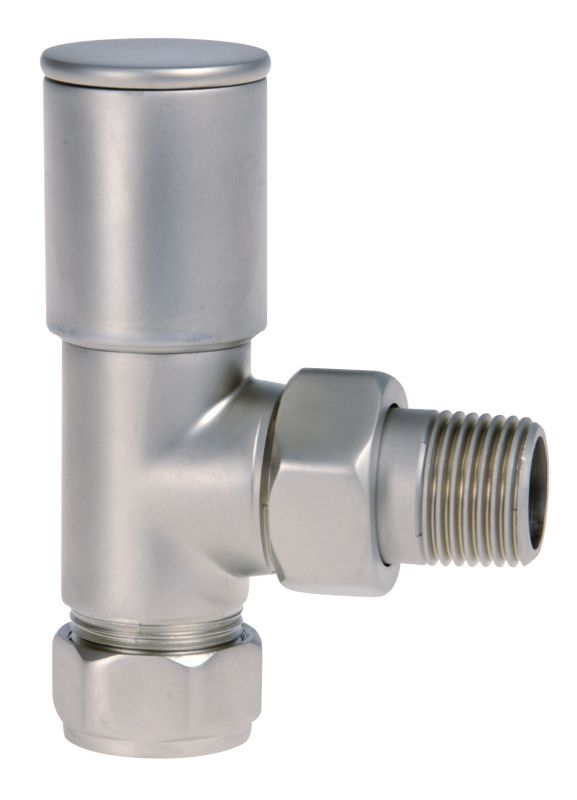 Regis Decorative Angle Radiator Valve 655033 product image