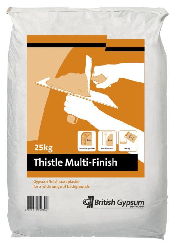 Thistle Multi Finish 25kg