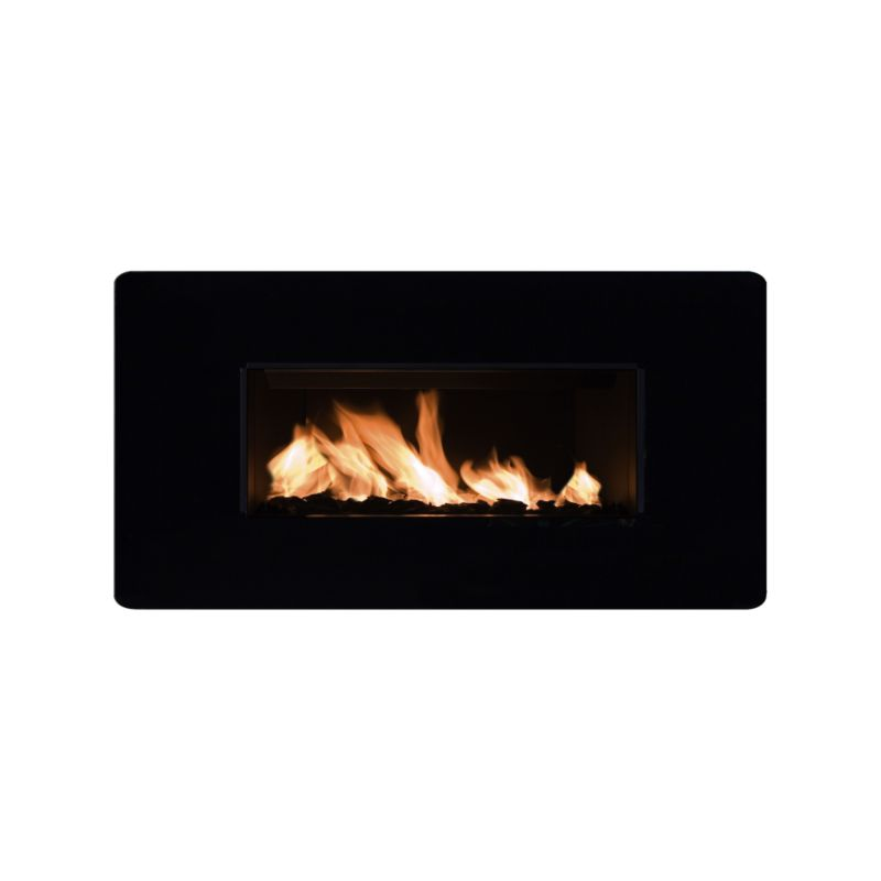 Royale Large Wall Hung Gas Fire with Remote Control